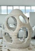 printed sculpture